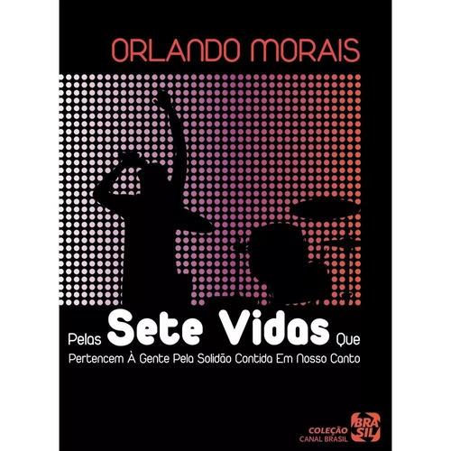 dvd orlando morais - sete vidas - novo lacrado