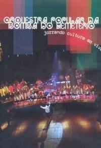 dvd - orquestra popular da bomba do hemetério jorrando cult