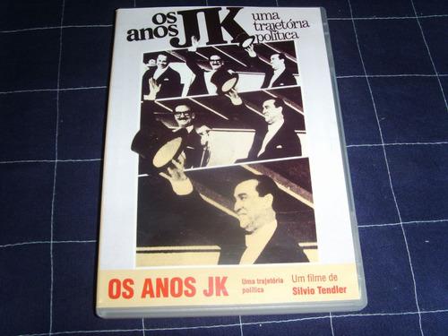 dvd - os anos jk uma tragetória política
