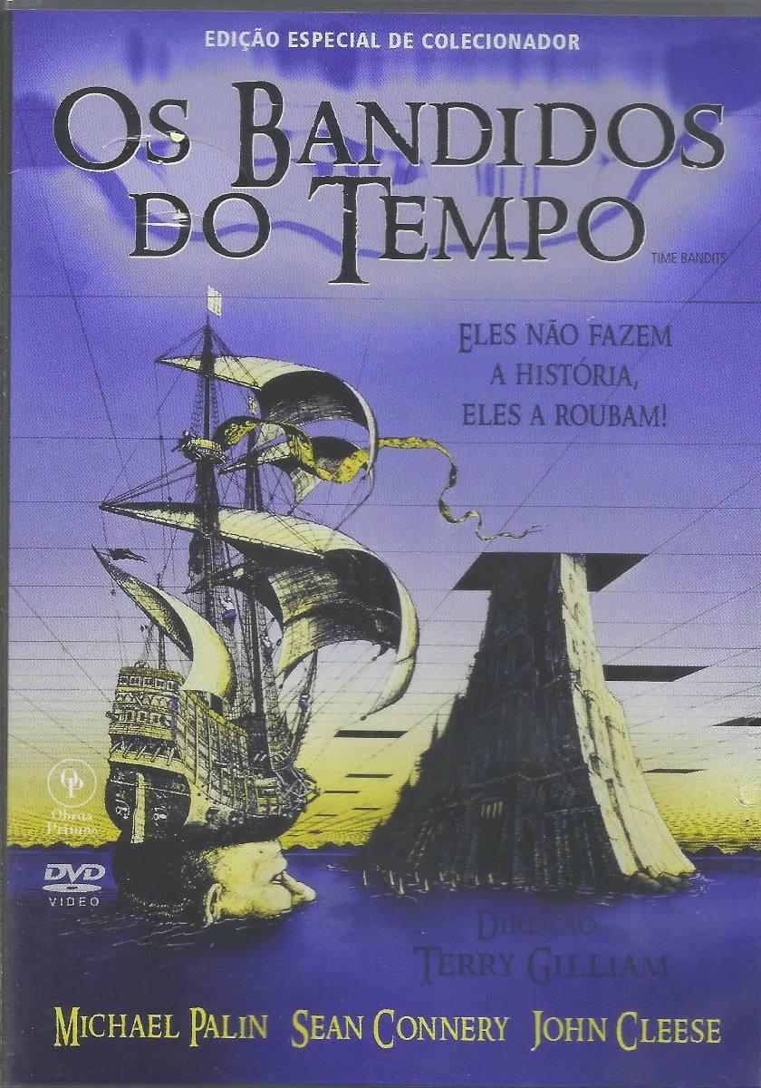 Dvd - Os Bandidos Do Tempo - Ed Especial - Connery - Lacrado - R ...