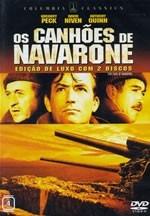 dvd os canhões de navarone, gregory peck, david niven 1961 +