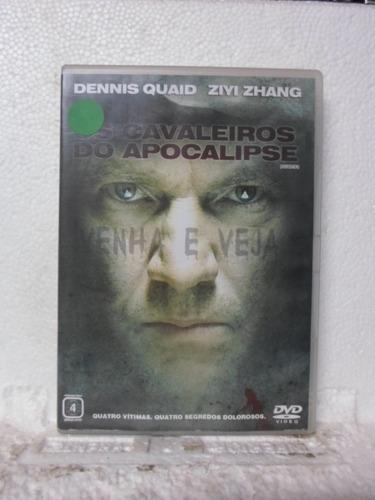 dvd os cavaleiros do apocalipse - original