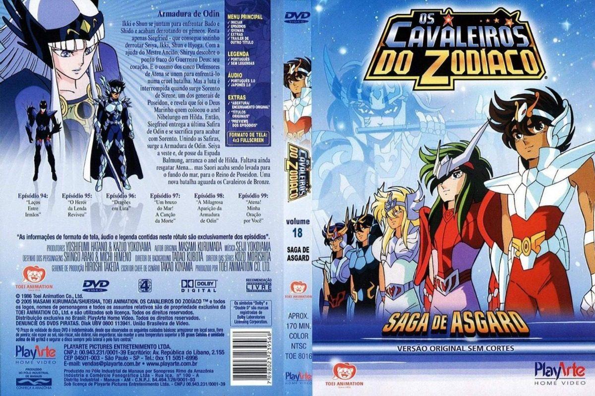 os cavaleiros do zodiaco a saga de asgard