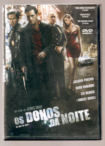 dvd os donos da noite