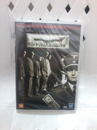 dvd os falsários
