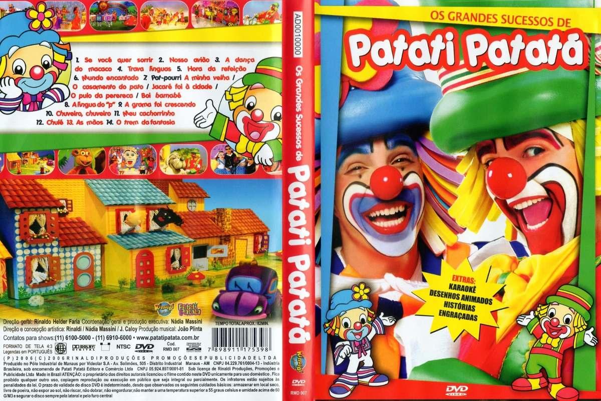 Resultado de imagem para Patati Patatá 5 - Os Grandes Sucessos