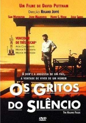 dvd-os gritos do silêncio-filme com john malkovich
