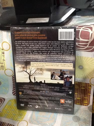 dvd os imperdoáveis