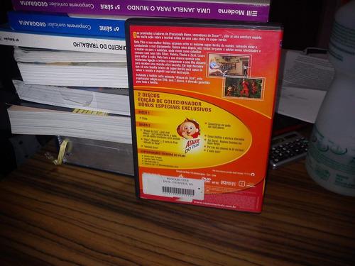 dvd os incriveis edição de colecionador