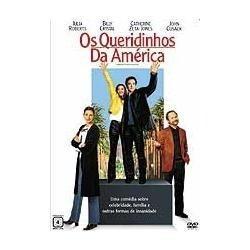 dvd os queridinhos da américa