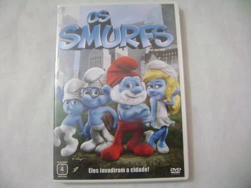 dvd  os smurfs  eles invadiram a cidade! e6b4
