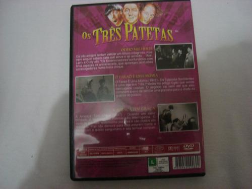 dvd os tres patetas odeio mulheres volume 5 e8b6