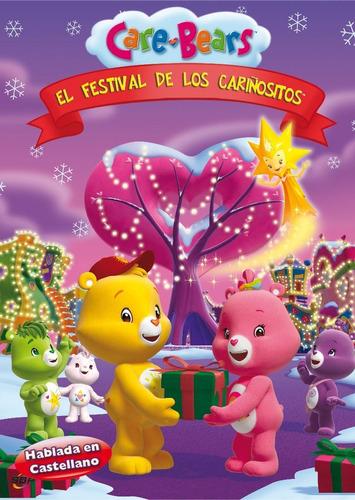 dvd ositos cariñositos - el festival de los cariñositos
