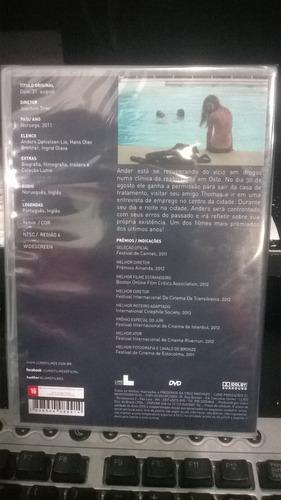 dvd - oslo, 31 de agosto - joachim trier, 2011
