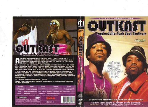 dvd outkast, psychedelie funk soul brothers - original