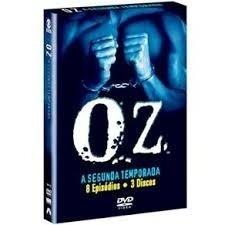 dvd oz 2ª temporada completa 3 discos