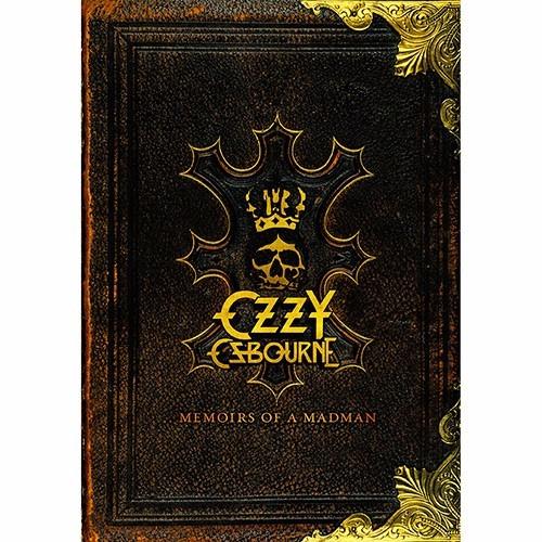 dvd ozzy osbourne memoirs of a madman - 2 dvds