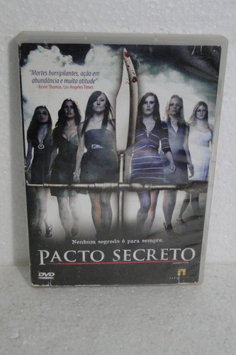 dvd  pacto secreto
