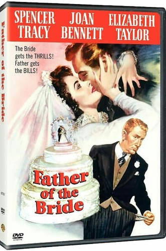 dvd padre de la novia 1950 tracy taylor