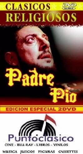 dvd - padre pio