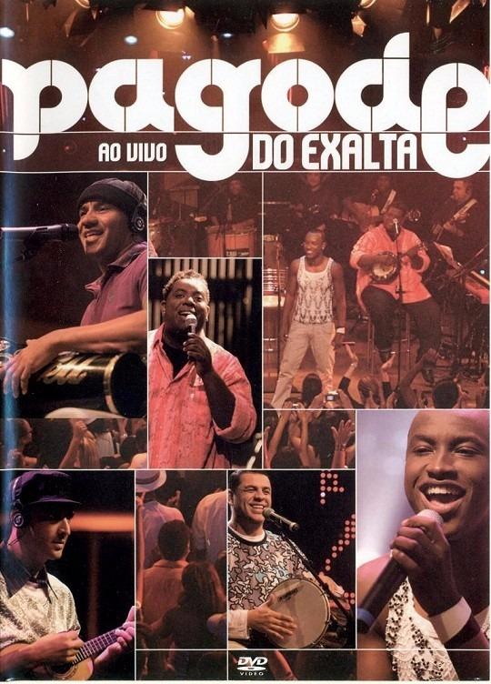 pagode do exalta ao vivo 2007 dvd