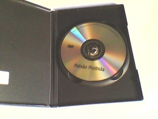 dvd paixão proibida - uma história imortal