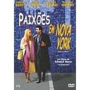 dvd paixões em nova york