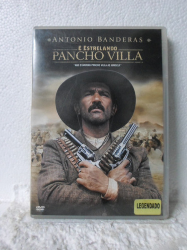 dvd pancho villa