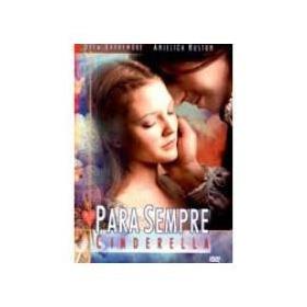 Dvd Para Sempre Cinderella - Drew Barrymore