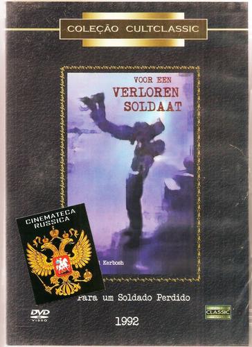 dvd para um soldado perdido, roeland kerbosch gls  1992 +