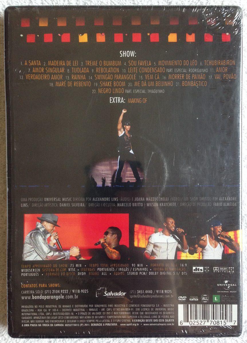 dvd do parangole todo mundo gosta