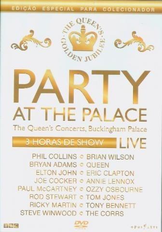 dvd party at the palace - na compra deste ganha 2 dvd