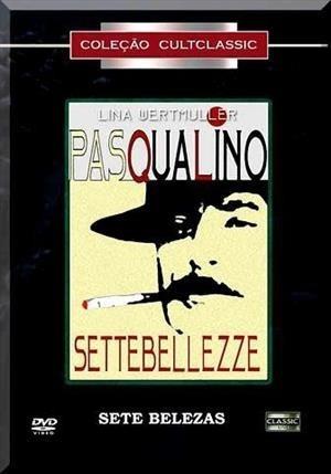 dvd pasqualino sete belezas, de lina wertmuller, g giannini+