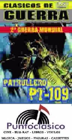dvd - patrullero pt-109