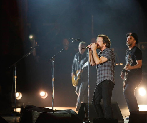dvd pearl jam live from global citizen festival 2015