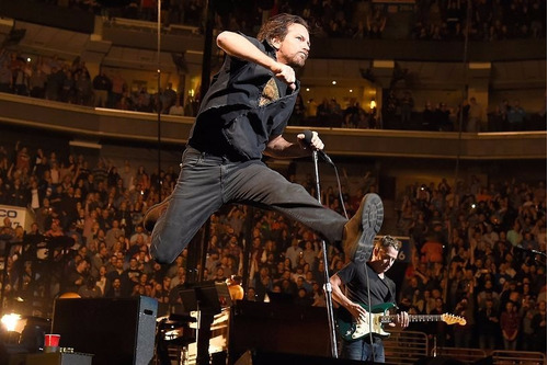 dvd pearl jam live wells fargo center philadelphia 2016