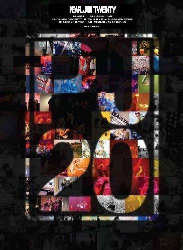 dvd : pearl jam - pearl jam: twenty (dvd)