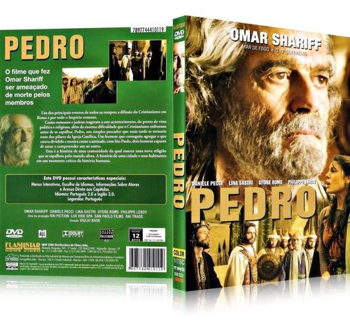dvd pedro o sacrifício de um homem 2005 omar shariff