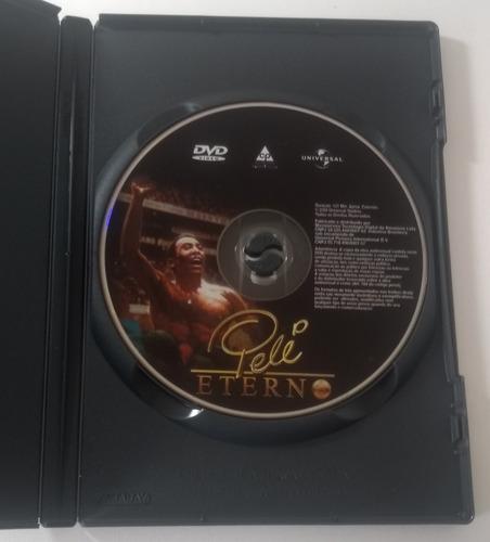 dvd pelé eterno