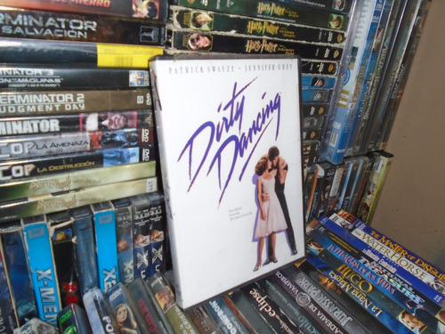 dvd pelicula dirty dancing baile caliente