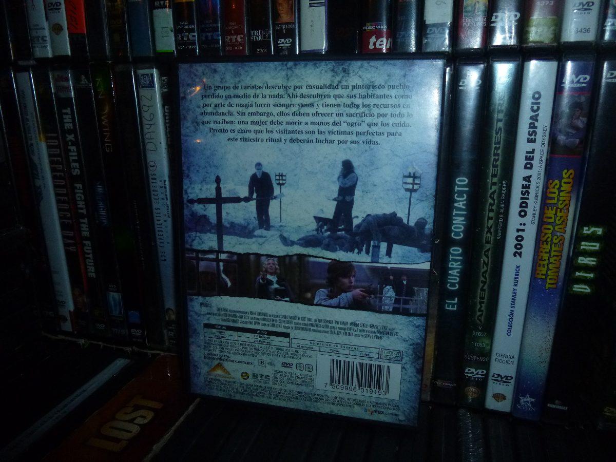 Dvd Pelicula El Ogro The Ogre - $ 200.00 en Mercado Libre