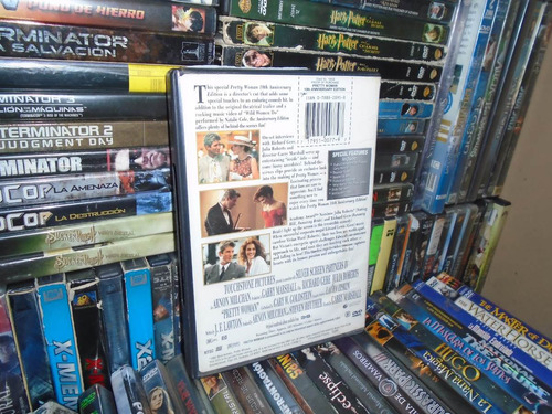 dvd pelicula pretty woman region 1 ingles