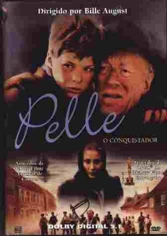 dvd pelle  o conquistador  (1988)