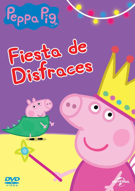 Hermosa Peppa Pig Fiesta De Disfraces Galería - Ideas de Vestido ...