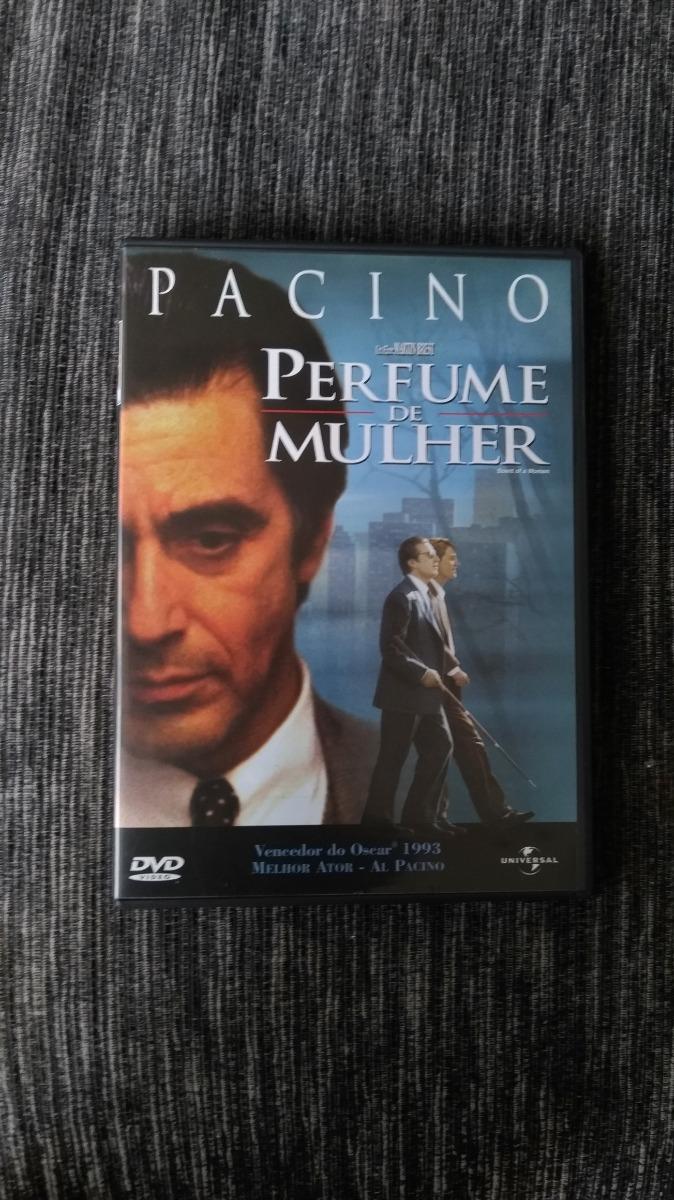 Dvd Perfume De Mulher Al Pacino