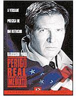 dvd - perigo real e imediato - harrison ford