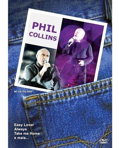 dvd - phil collins (lacrado) - original