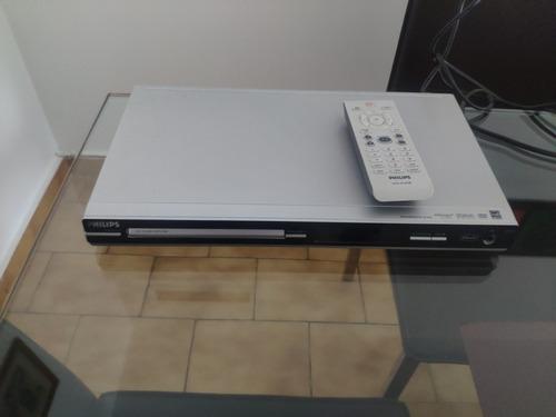 dvd philips dvp3142k excelente estado con control remoto
