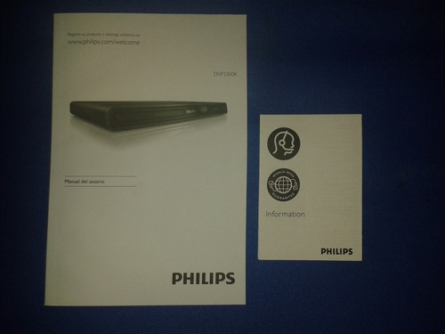 dvd philips reproductor