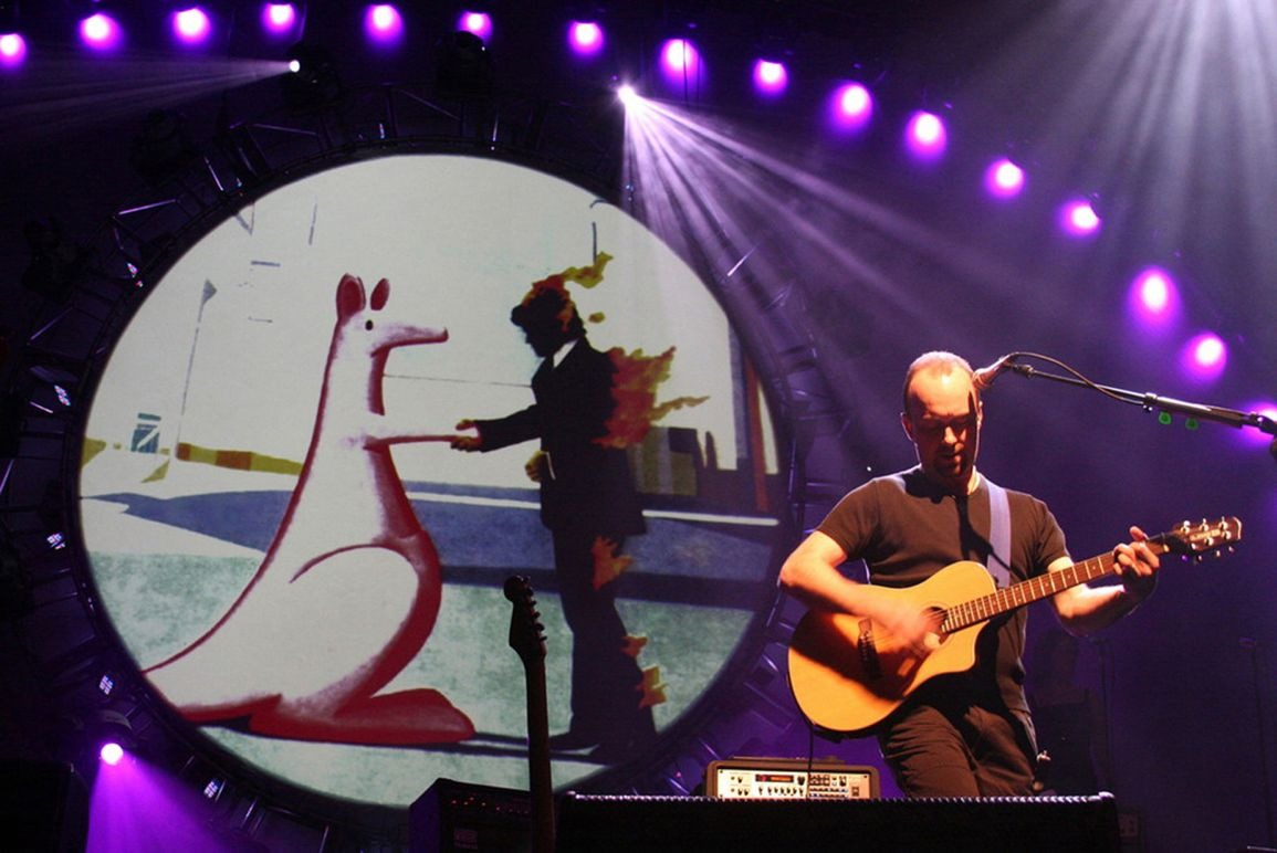 David Gilmour - On an Island - HD